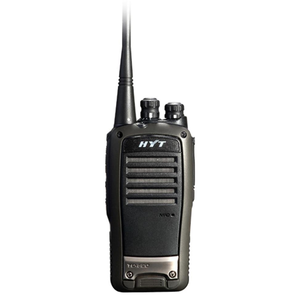 الأصلي HYT TC-620 شركة Hytera TC620 UHF VHF اتجاهين راديو مع 16Ch 5W BL1204 البطارية والشاحن قوية بعيدة المدى اسلكية تخاطب