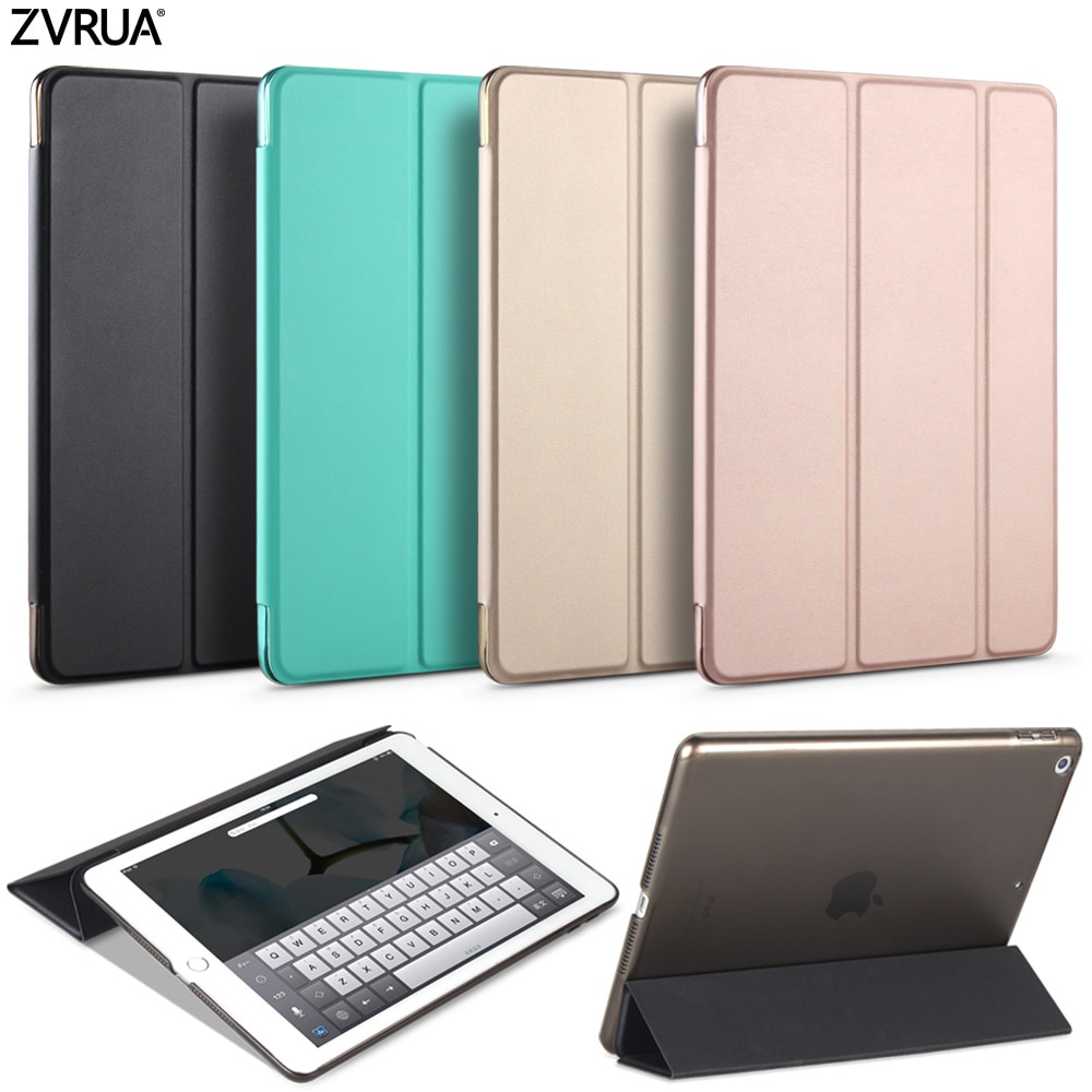 For iPad Air 2 Air 1 Case Pro 9.7 2016 /iPad 2 3 4 / Pro 10.5 / 9.7 2018 2017 YiPPee Color PU Magnet wake up sleep Case for 12.9