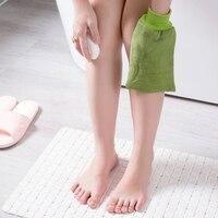 Bathroom Use Wash Towel Gloves Back Mud Bath Towel Adult Towel Scrub and Wash
