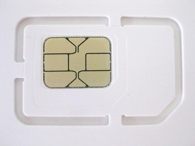 100 шт./лот записываемая программируемая SIM карта USIM 4G LTE WCDMA GSM стандартная Micro Nano FF