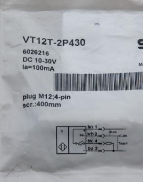 Новый и оригинальный датчик VT12T 2P430 Датчики давления   