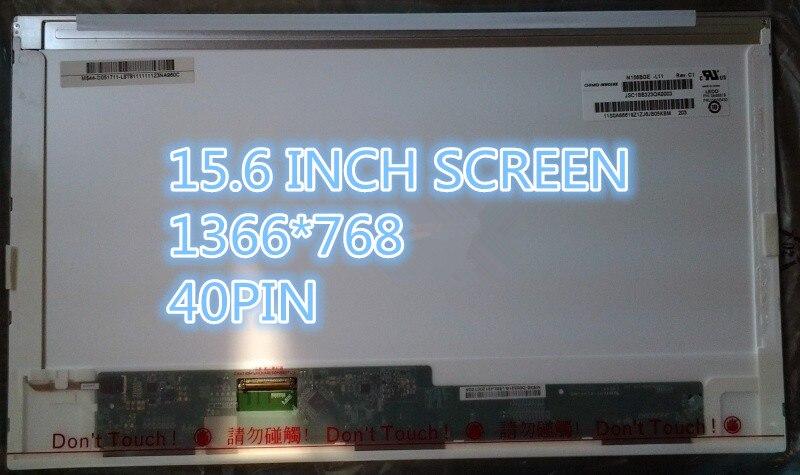 15,6 pulgadas para HP 2000-2B19WM LED pantalla LCD de repuesto LTN156AT27-H02 1366*768 40PIN