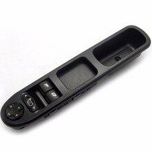 Interrupteur lève-vitre en verre   Adapté aux Peugeot 207, Citroen C3, interrupteur de commande gauche CC 6554.QC