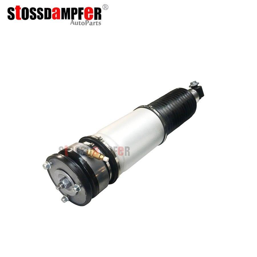StOSSDaMPFeR nueva suspensión de choque de aire resorte de aire montaje de puntal trasero derecho Wihtout ADS ajuste Bmw E65 37126785538