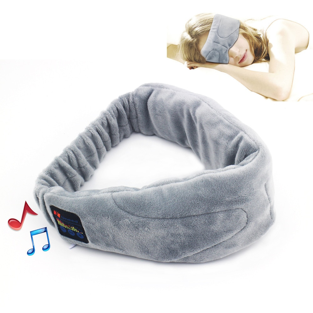 Uneed inalámbrico dormir auriculares de alta calidad 2021 cascos Bluetooth estéreo para...