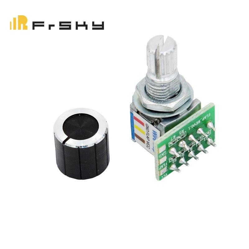 Interruptor de aletas de 6 posiciones FRSKY, repuestos de Taranis X9D/X9D PLUS X9E