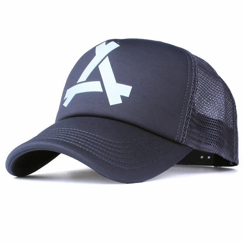 Xthree, nueva gorra de béisbol de verano, gorra mush, 5 paneles, gorra para chica, sombrero para hombres y mujeres, gorras Casuales