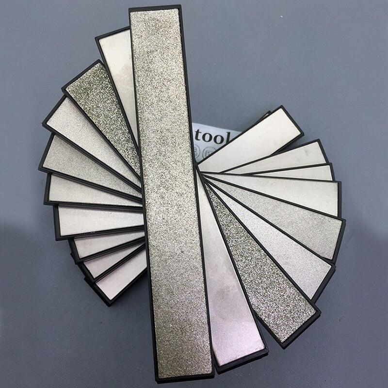 10 шт./компл., кухонный нож, алмаз точильного камня, точилка Apex, точильный костюм для точилок ruixin 1 2 3 версии