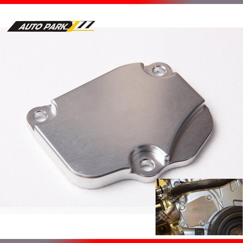 Placa de cubierta tensora de aluminio Billet para motores Honda Acura K20, K20A, K20Z, K24, K24A