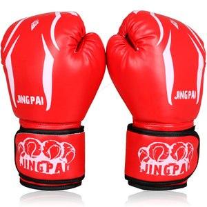 MMA boxing muay thai kick Boxing Gloves for Adult Free Combat Taekwondo sanda karate WTF guantes de boxeo luvas feminina