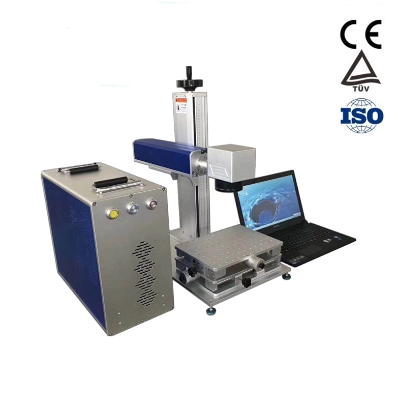 Made in China 20W good quality FIBER laser marking machine with fiber laser metal applicated for sale