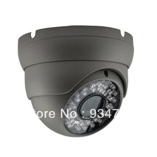 "HD-SDI Security Dome Camera 1080P 1/3"" Panasonic CMOS Sensor 2.8-12mm Lens"
