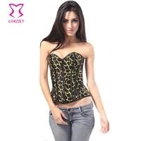burlesque veined steel boned waist trainer corset sexy zipper waist trainer corselet overbust bustier tops women corpete