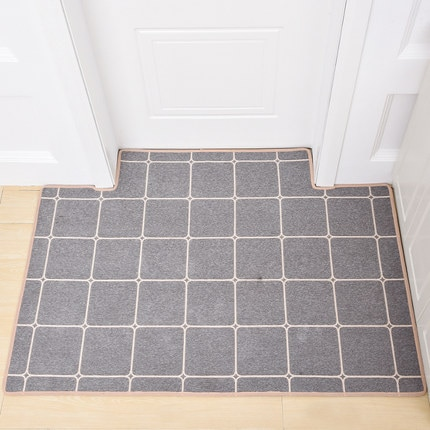 سجادة باب على الطراز الاسكندنافي الحديث ، كورية ، لباب المدخل ، غرفة المعيشة ، غرفة النوم ، مخصصة