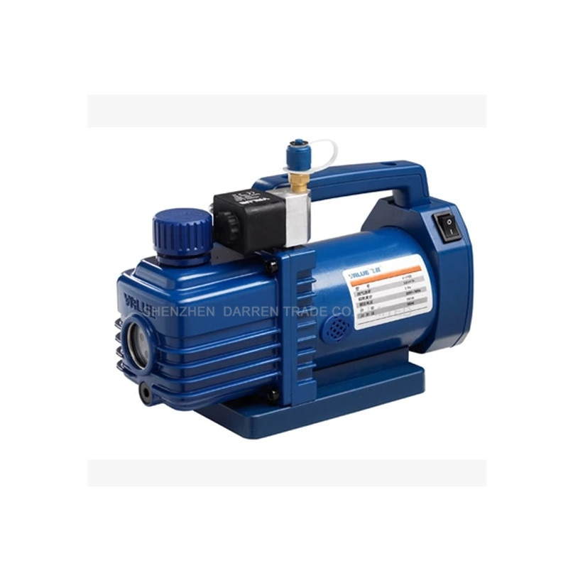 V-i115S-M موثوق Hvac الروتاري-ريشة فراغ مضخة 220V 150W مناسبة ل R410A R134A R22 R407C R12