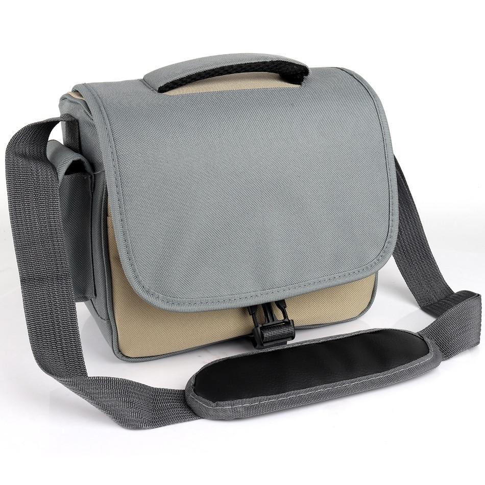 DSLR Camera Bag Case For PENTAX K-5II K3III K3II Q10 KP K-1 K-3 K-5 K-7 II K-30 K-50 K-70 K-500 K-r K-m K-x Shoulder Bag