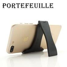 Mini biurko telefon stojak uchwyt Dock uchwyt telefonu dla iPhone 6 Plus 6 5S 5 4S SE Xiaomi Redmi uwaga 3 Pro Samsung S4 S3 HTC Nokia LG