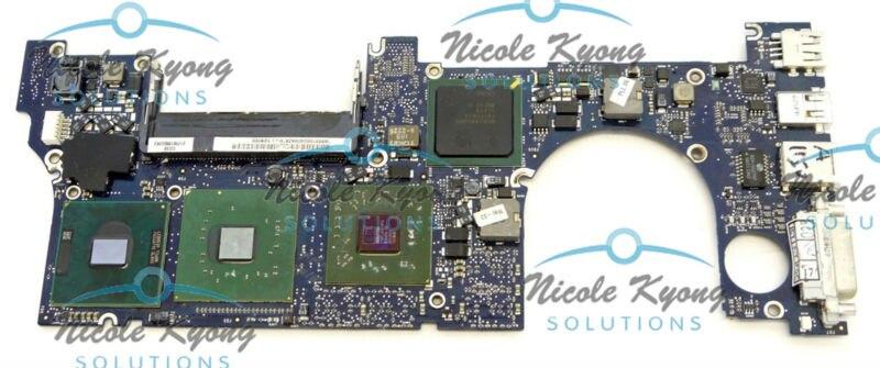 اللوحة الأم لجهاز Macbook Air A1150 ، 820-1993-A 820-1881-A 2.0GHZ T2500 661-3953 MA464LL/A MA600LL/A X1600 ، لوحة منطقية