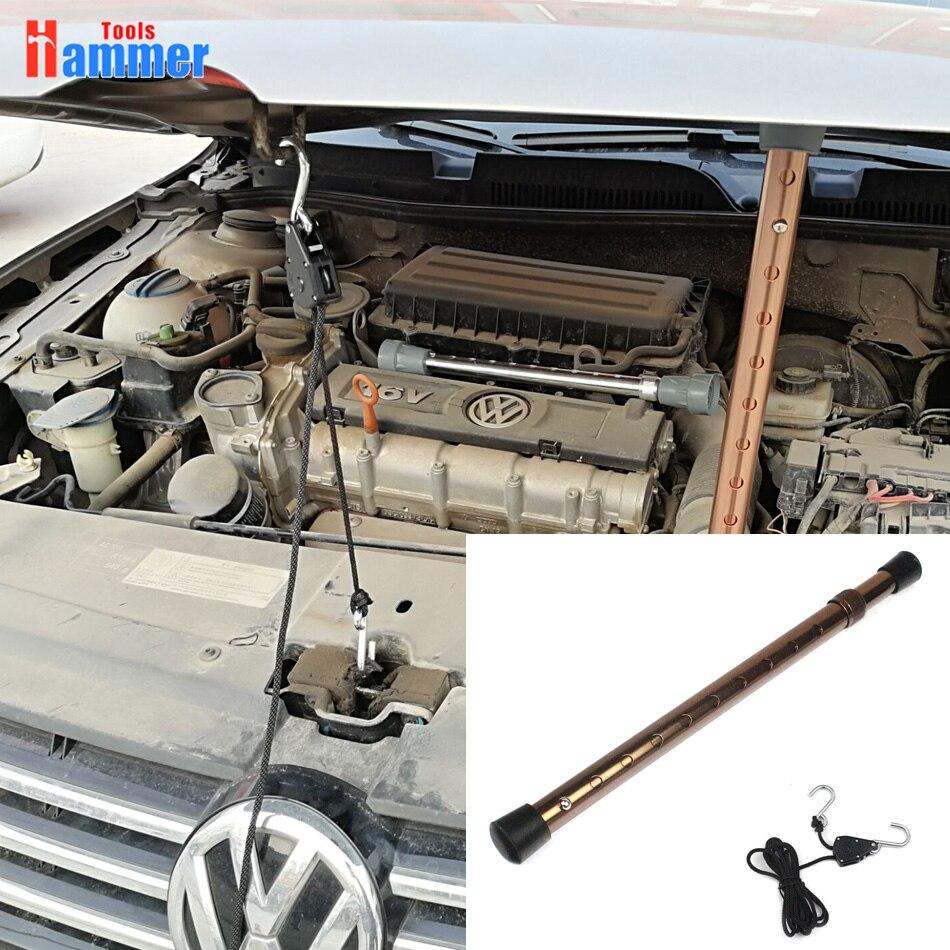 Herramientas de apoyo para capó, kit de soporte de cubierta de motor de coche, soporte de puerta de coche, producto PDR King, herramientas, accesorios, herramientas de capó