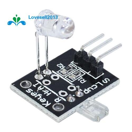 5V Sensor de latidos sensor Detector módulo por dedo para Arduino