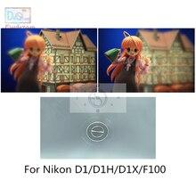 Écran de mise au point unique à 180 degrés pour Nikon D1 D1H D1X F100 PR155