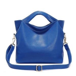 2021 Fashion Women Messenger Bags Leather Women's Shoulder Bag Crossbody Bags Casual Famous Brand Ladies Handbags Cross Body Bag