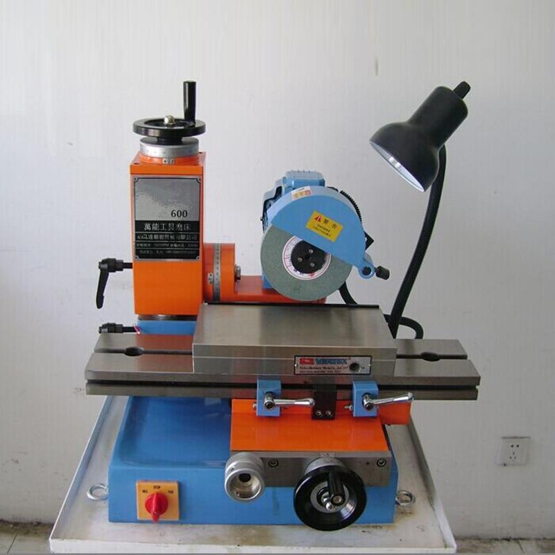 ماكينة الطحن العالمية 600 380 فولت/220 فولت طاحونة سطح صغير قاطعة المطحنة نهاية مطحنة ماكينة شحذ الوجه قاطعة المطحنة