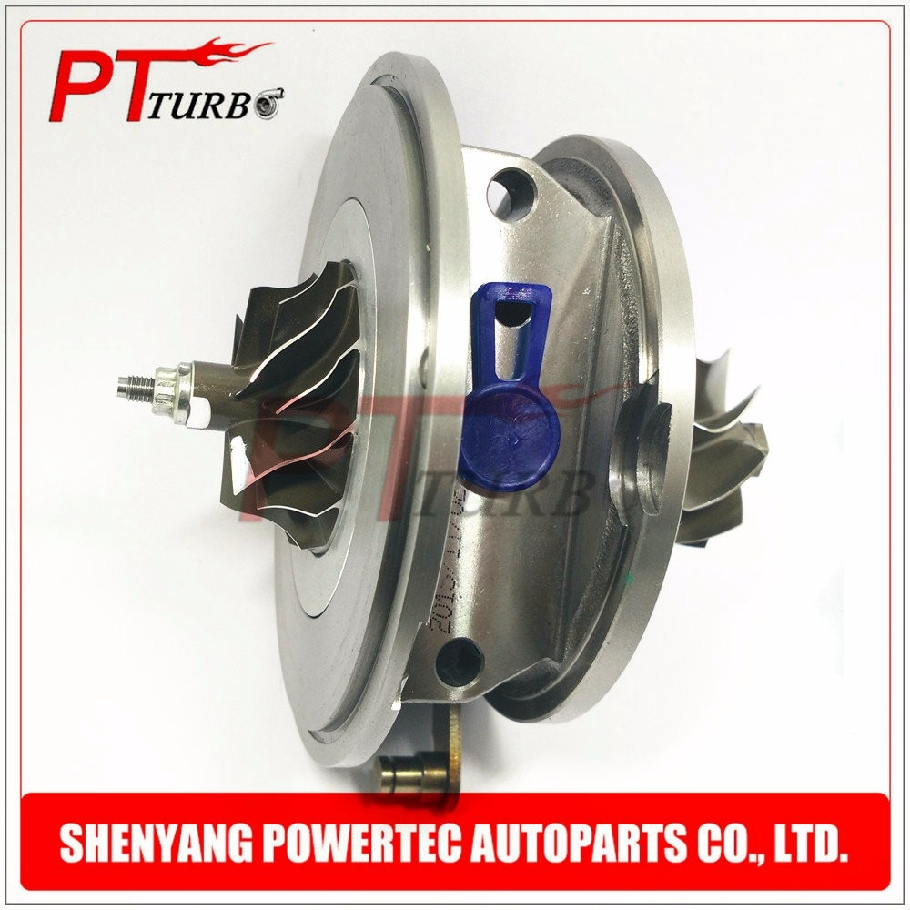 NEW Turbine cartridge 765155 for Mercedes M320 R320 CDI 165 Kw 224 Hp OM642 2005- 765156 A6420901180 turbo core chra rebuild NEW