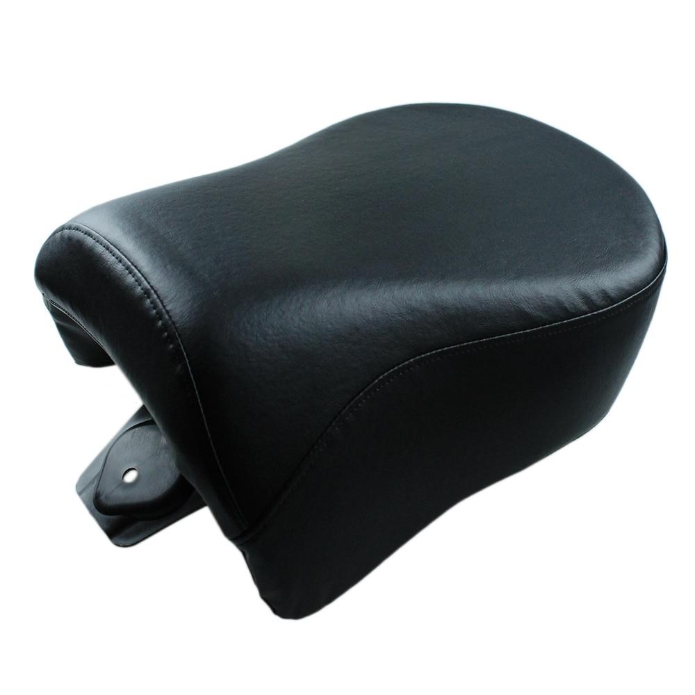 مقعد الدراجة النارية الخلفي للراكب مقعد الدراجة النارية مناسب لهارلي ديفيدسون دينا 2006-2009 نماذج FXD FXDB 06 07 08
