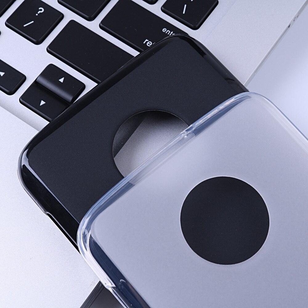 Funda mate blanda colorida para Moto Motorola G6 Plus Play 5,7 G6 G6 + XT1926, cubierta protectora blanda de silicona trasera
