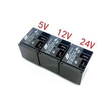 2 stks/partij Relais SLC-05VDC-SL-A SLC-12VDC-SL-A SLC-24VDC-SL-A Set van conversies 4PIN 30A T91