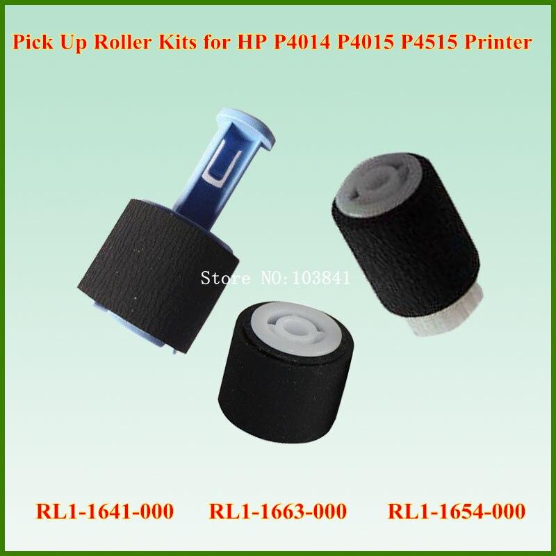 10x CB506-67905 RL1-1641-000 RL1-1663-000 RL1-1654-000 kits de Cilindro De Recolhimento de Papel Para HP P4014 P4015 P4515 600 M601 M602 M603