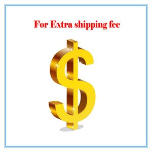 DPG Lighting Extra Fee for products or shipping