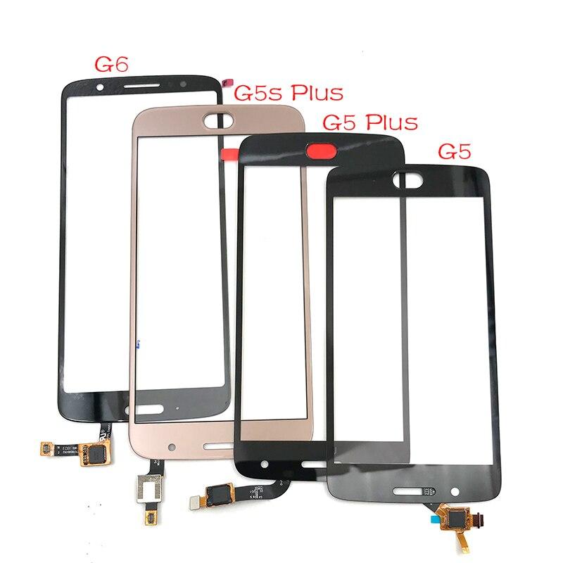 Neue Touch Screen Für Motorola Moto G5 G6 G5s Plus Touchscreen Digitizer Sensor Panel Teile