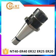 Marke Neue NT40 NT30 ER16/ER20/ER25/ER32/ER40 spannzange werkzeug halter für CNC