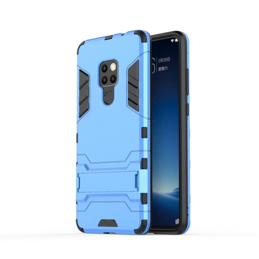 Hybrid Armor Cases For Huawei Mate 20 Case with stand ShockProof Full Protector Phone Cover For huaw