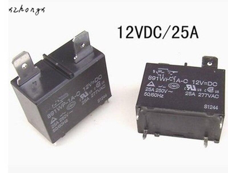 XNWY 891WP-1A-C 12 V 25A 4