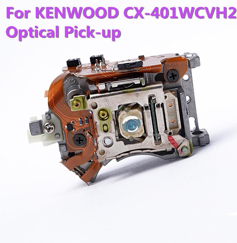 Lente láser Lasereinheit KENWOOD CX-401WCVH2 recogida óptica Bloc Optique reemplazo para CX401WCVH2 CD repuestos para reproductor de DVD