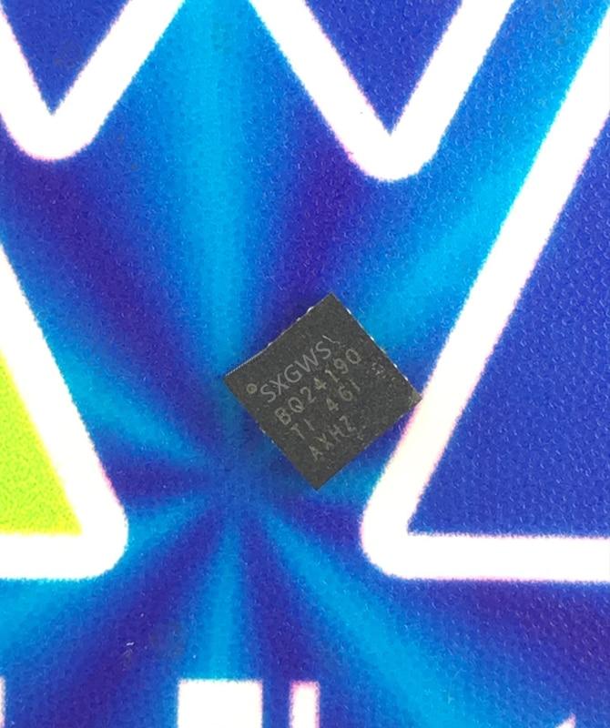 10 piezas 100% nueva marca bq24190 bq24190rger QFN-24 Chipset