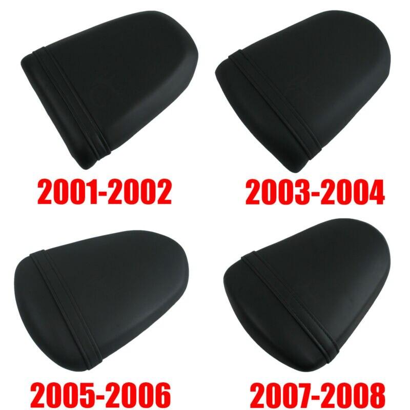 Motorcycle Rear Passenger Pillion Seat For Suzuki GSXR1000 01-08 01-02 03-04 05-06 07-08