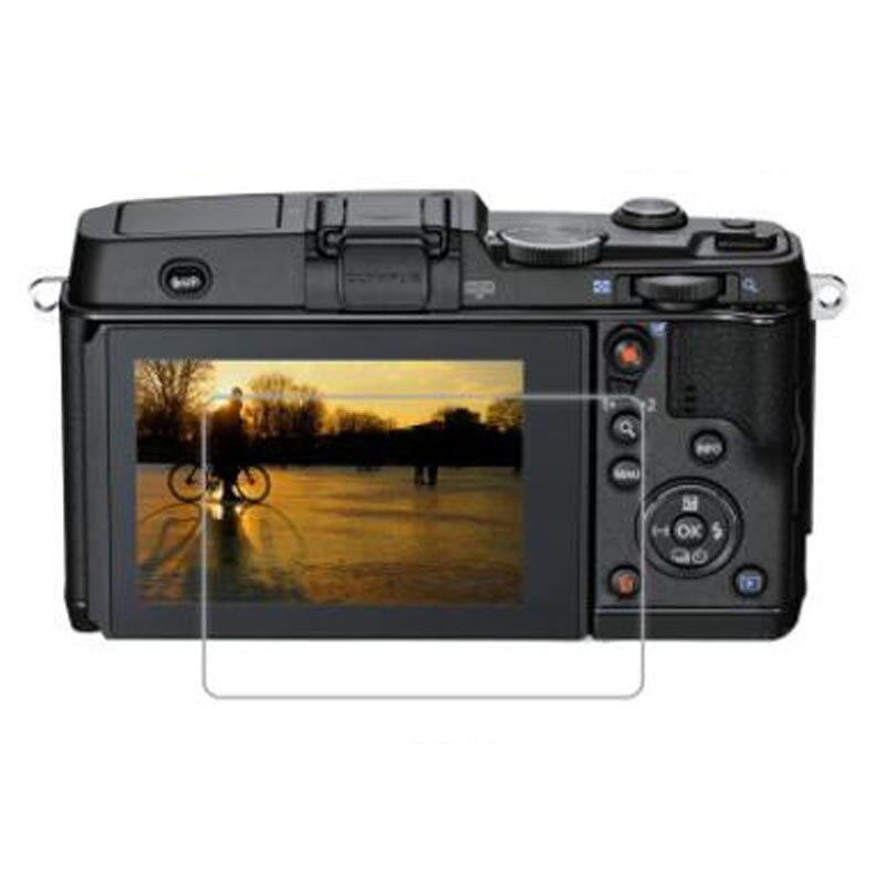Funda protectora de vidrio templado para Olympus PEN E-P5, E-PL9 E-PL8, EPL9, EPL8, EPL7, EP5, cámara, pantalla LCD, película protectora