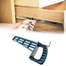 Outil de montage universel pour armoire   Ensemble de gabarit coulissant de tiroir, outil de montage pour armoire, Extension de meubles, Guide dinstallation de matériel pour placard