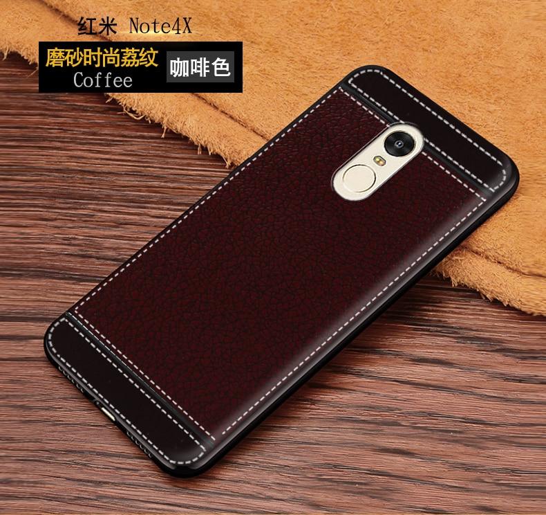 Funda para Xiaomi Original Redmi Note 4X 4 X teléfono móvil 3GB carcasa parachoques de teléfono para Xiaomi Redmi Note X4