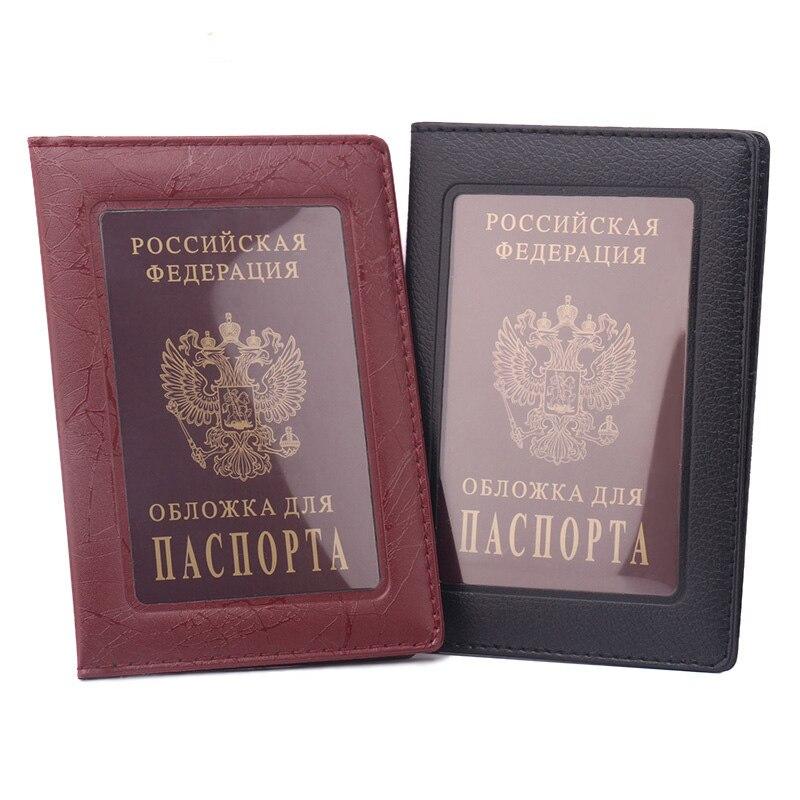 KUDIAN BÄR Frauen Passport Abdeckung Wasserdicht Kreditkarte Fall Transparent Fall Für Reise Reisepass Porte Carte BIH006 PM49