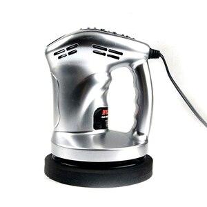 Image 2 - 12 В 80 Вт Мини Машинка Для Полировки Автомобиля, восковая полировка, инструмент для ухода за краской, шлифовальный станок 150 мм