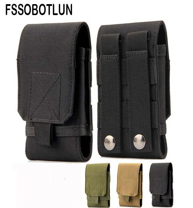 FSSOBOTLUN, нейлоновый армейский ремень чехол в виде поясной сумки чехол для LG V30S ThinQ/Fiesta 2 LTE GSM (L163BL)/Fiesta LTE/Stylo 3/Stylo 3 Plus
