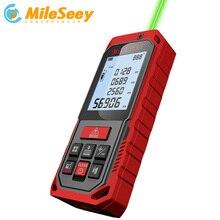 Mileseey S2 Grün Entfernungsmesser Laser-distanzmessgerät Laser Maßband Diastimeter Werkzeug Digitalen laser-entfernungsmesser