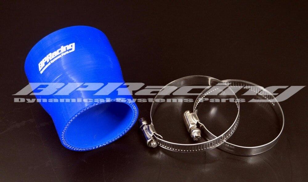 90 мм до 95 мм/102 мм Прямой силиконовый уменьшающий соединительный шланг/3,54 дюйма до 3,74 дюйма/4 дюйма шланг/зажим
