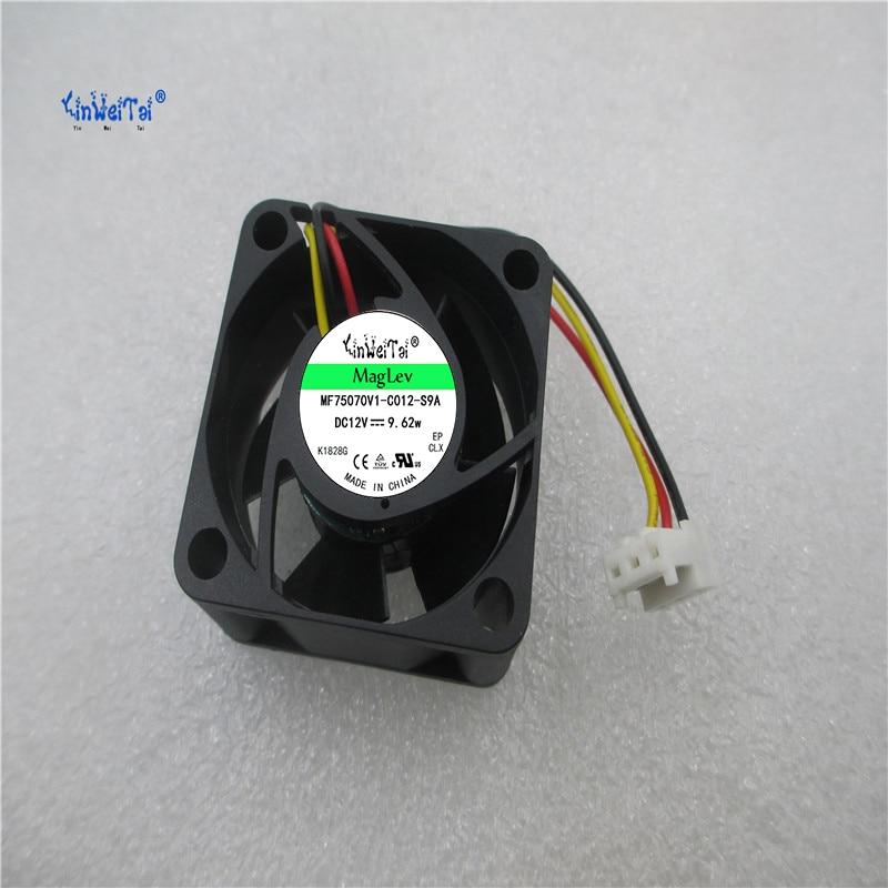 5 قطع مروحة ل sunon MB40201V2-0000-G99 dc 12 فولت 0.6 واط 40x40x20 ملليمتر خادم ساحة مروحة