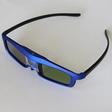 Nuovo prezzo basso attivo occhiali 3d dlp occhiali shutter compatibile per digitale sharp benq sony proiettore